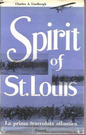 SPIRIT OF ST. LOUIS 1955