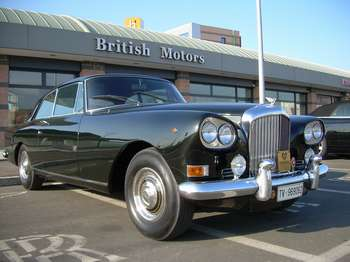 BENTLEY S3 CONTINENTAL 1963