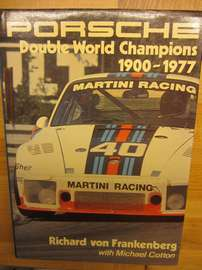PORSCHE - Double World Champions 1900-1977