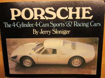 PORSCHE - The 4 Cylinder, 4-Cam Sports & Racing Cars